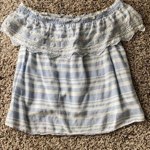 American Eagle Top- S